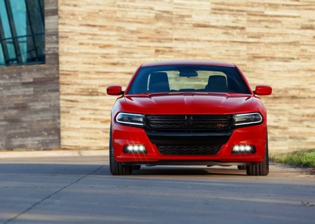 2015 new DODGE CHARGER