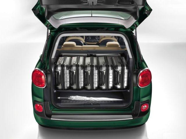 2015 FIAT 500L Living