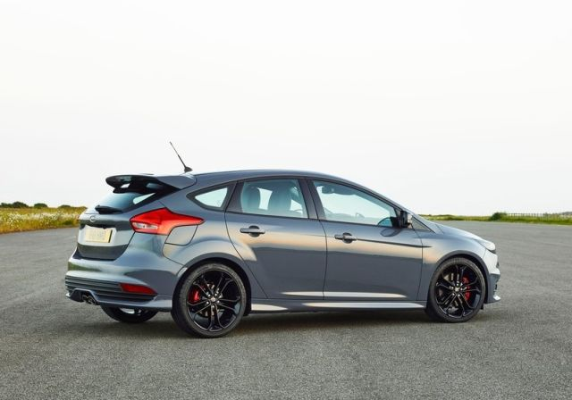 2015 ford focus st matte gray oopscars