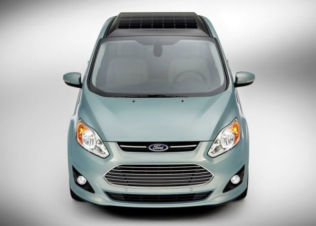 2015 ford c max solar energi. Black Bedroom Furniture Sets. Home Design Ideas
