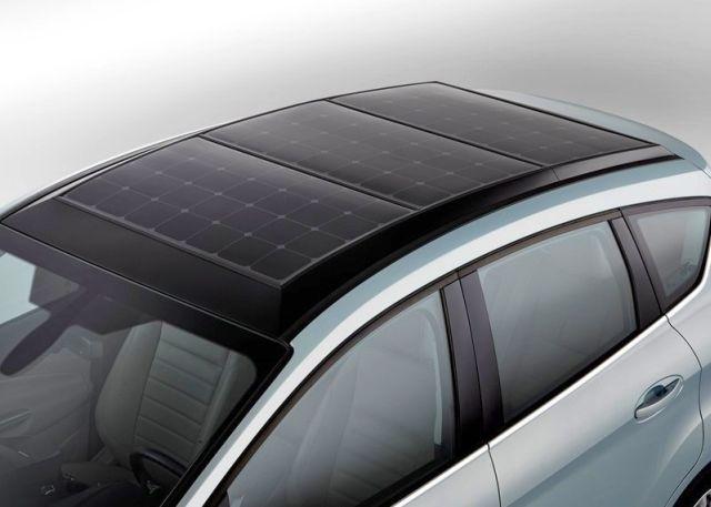 2015 FORD C-MAX SOLAR ENERGI