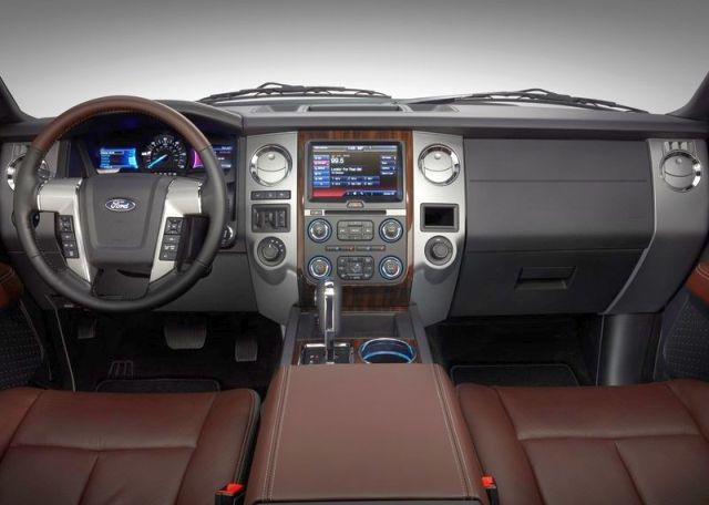 2015 New FORD EXPEDITION SUV