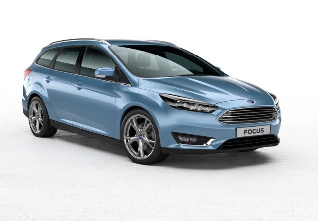 2015 New FORD FOCUS WAGON Restyle