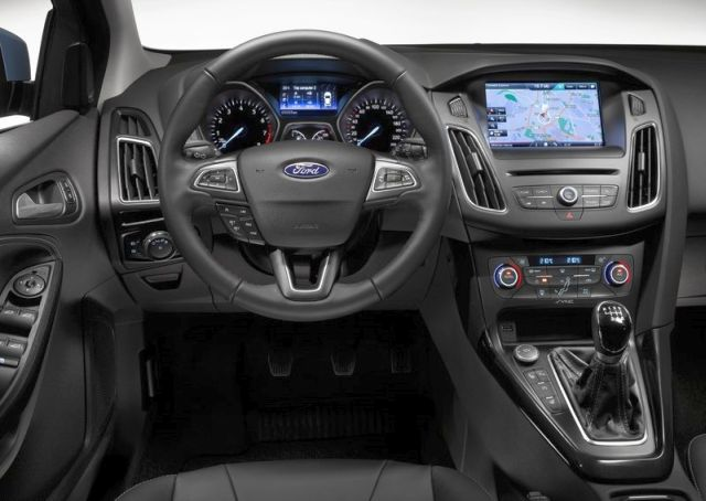2015 New FORD FOCUS Restyle