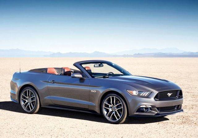 2015 FORD MUSTANG CABRIO
