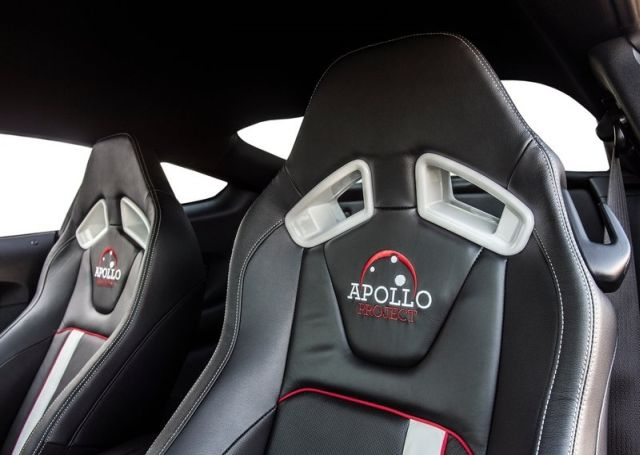 FORD MUSTANG GT - Apollo Edition