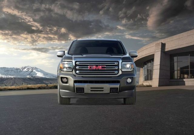 2015 GMC CANYON Pick-up