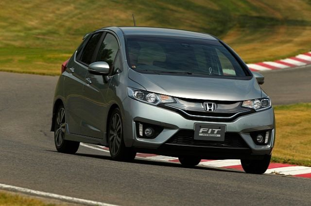 2015 new HONDA FIT / JAZZ
