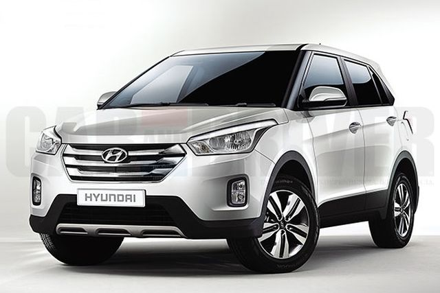 2015 hyundai ix25 crossover oopscars. Black Bedroom Furniture Sets. Home Design Ideas