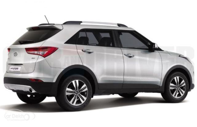 2015 HYUNDAI ix25 Crossover