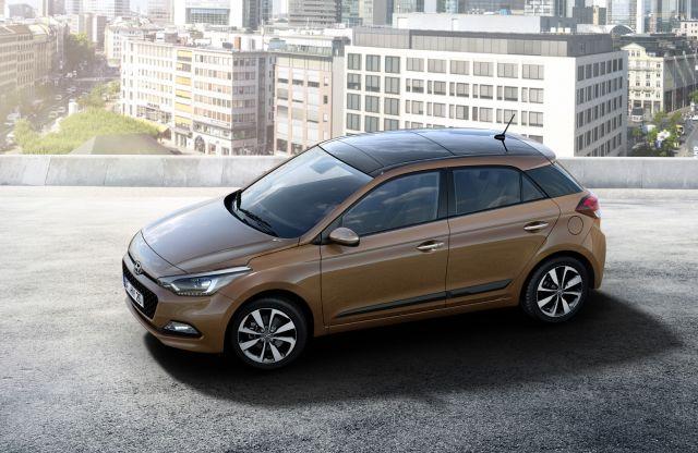 2015 New Hyundai i20
