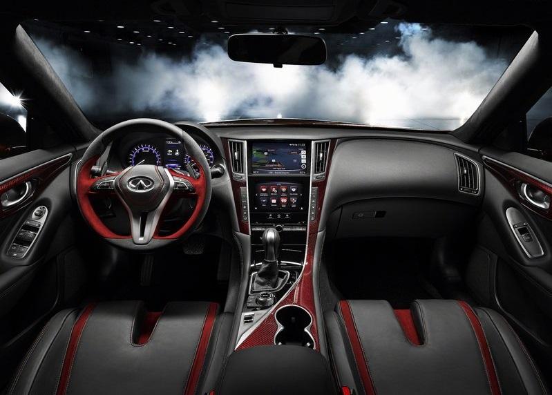2015 New INFINITI Q50 EAU ROUGE