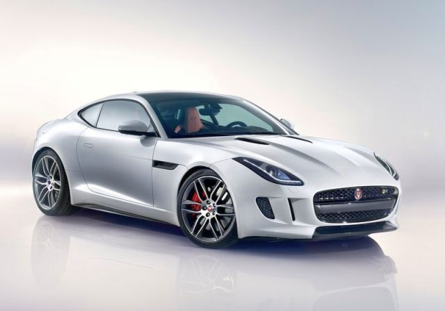 EyeCandy Car of the Day 2015 JAGUAR FTYPE R  Fosil Fueled