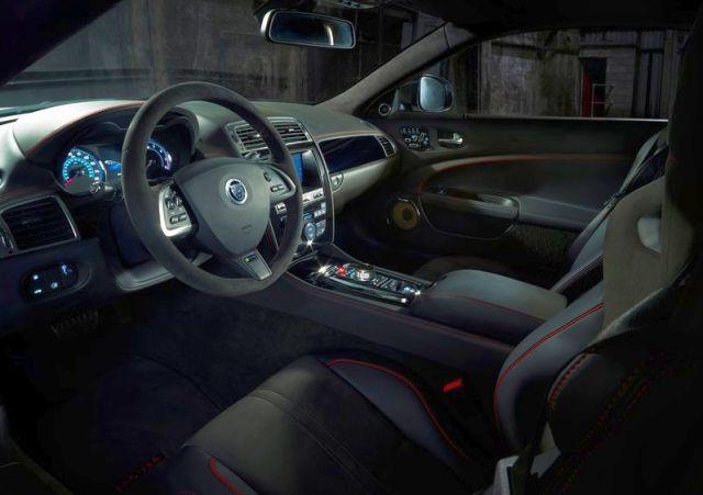 2015 JAGUAR XKR-S GT