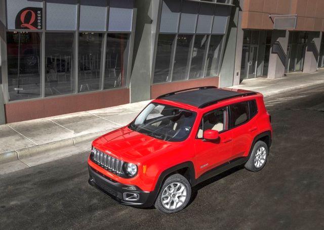 2015 new jeep renegade. Black Bedroom Furniture Sets. Home Design Ideas