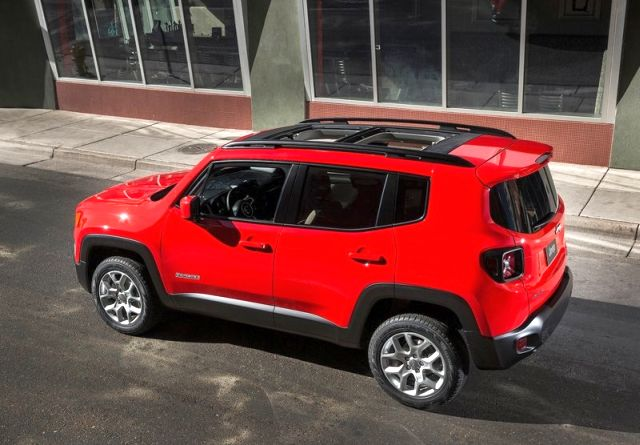 2015 New JEEP RENEGADE