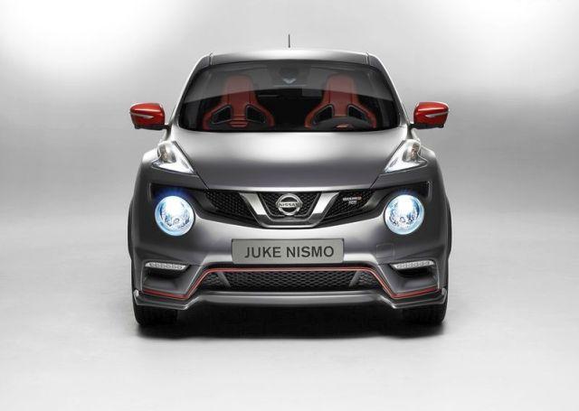 2015 New JUKE NISMO RS