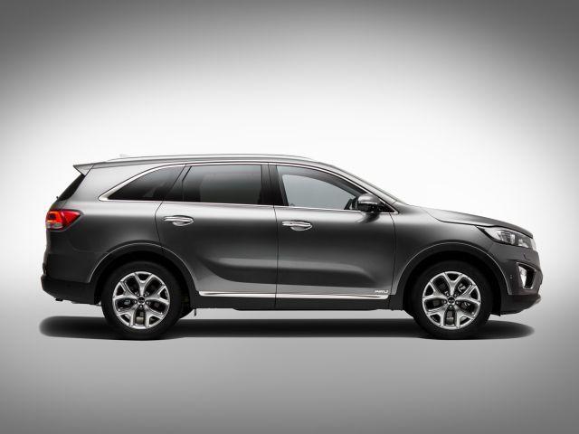 2015 new KIA SORENTO SUV