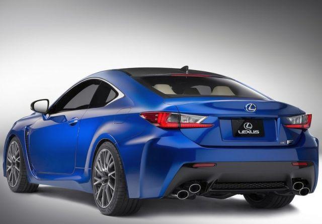 2015 New LEXUS RC-F
