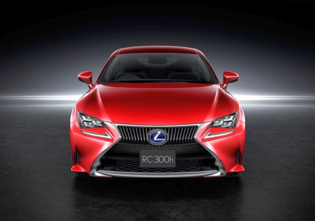 2015 new LEXUS RC