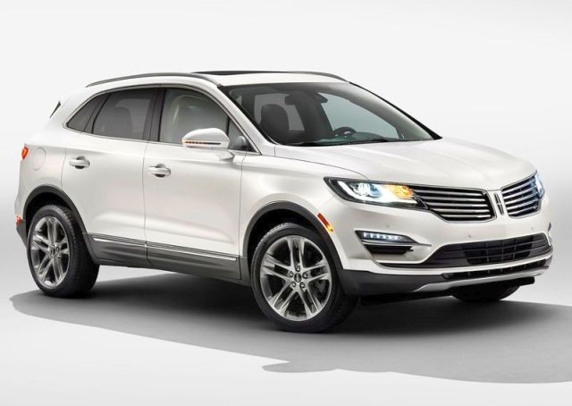 2015 new lincoln mkc suv oopscars. Black Bedroom Furniture Sets. Home Design Ideas