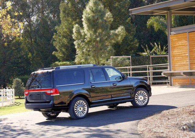 2015 New LINCOLN NAVIGATOR SUV