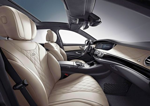 2015 New MERCEDES S600