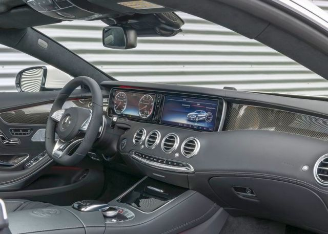 2015_MERCEDES_S63_AMG_Coupe_interior_pic-8