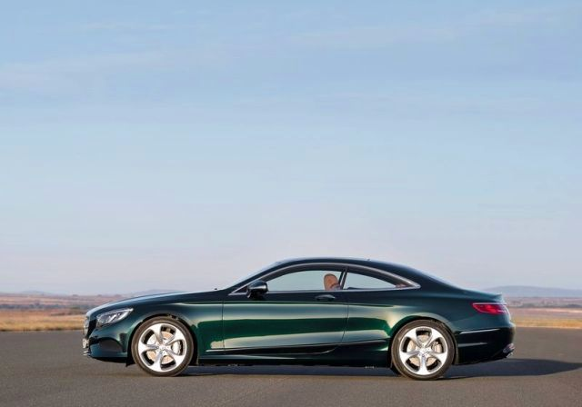 2015 New MERCEDES S CLASS COUPE