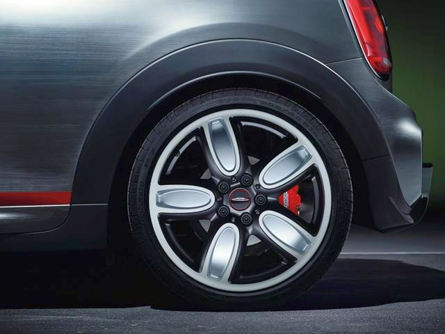 2015 new MINI JOHN COOPER WORKS,