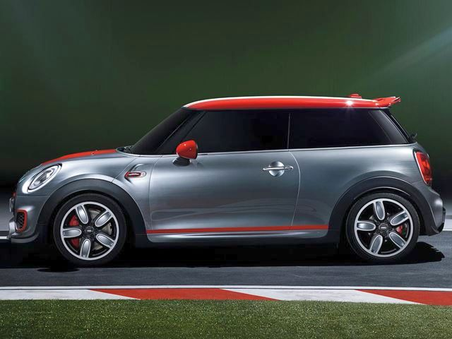 2015 new MINI JOHN COOPER WORKS