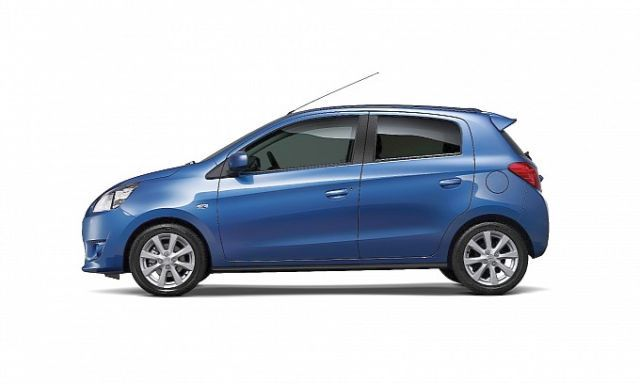 2015 new MITSUBISHI SPACE STAR | OopsCars