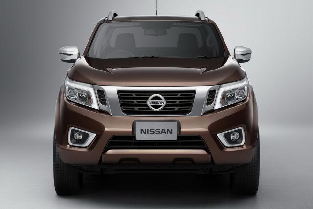 2015 new NISSAN NAVARA pick-up