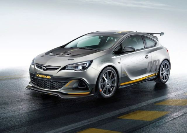 2015 OPEL ASTRA OPC EXTREME