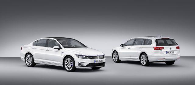 2015 VW PASSAT GTE  Plug-in Hybrid