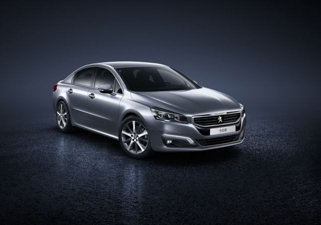 2015 PEUGEOT 508 Restyle