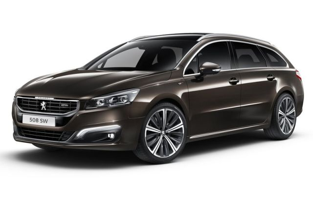 2015 PEUGEOT 508 sw Restyle