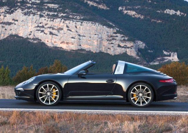 2015 New PORSCHE 911 TARGA