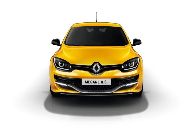 RENAULT MEGANE RS 275 TROPHY Limited Edition