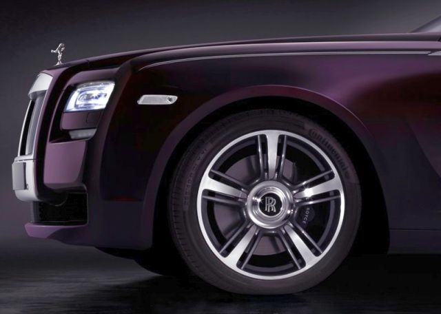 2015 ROLLS-ROYCE V SPECIFICATION