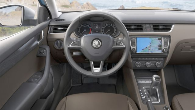2015 skoda scout autos post for Skoda octavia interior