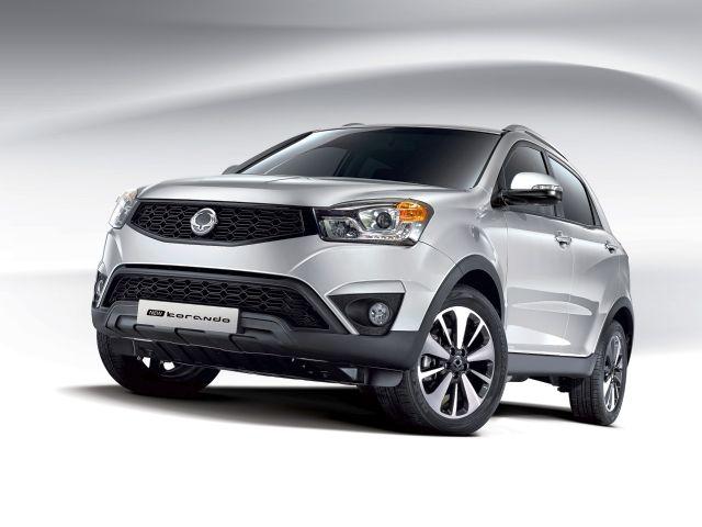 2015 New SSANGYONG KORANDO SUV