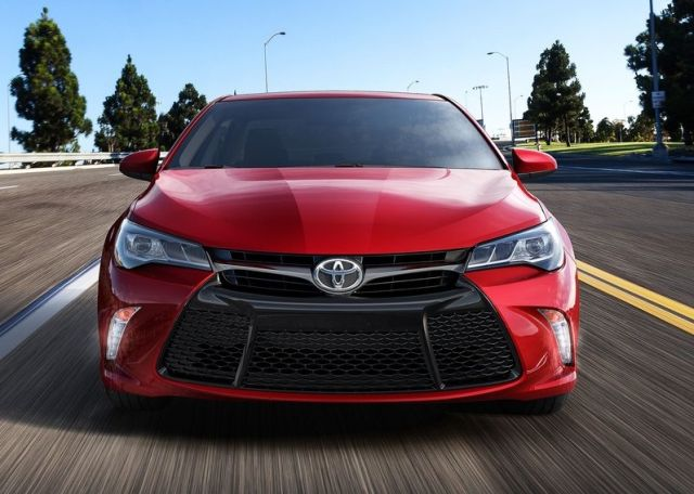 2015 new TOYOTA CAMRY