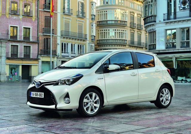 2015 new TOYOTA YARIS restyle