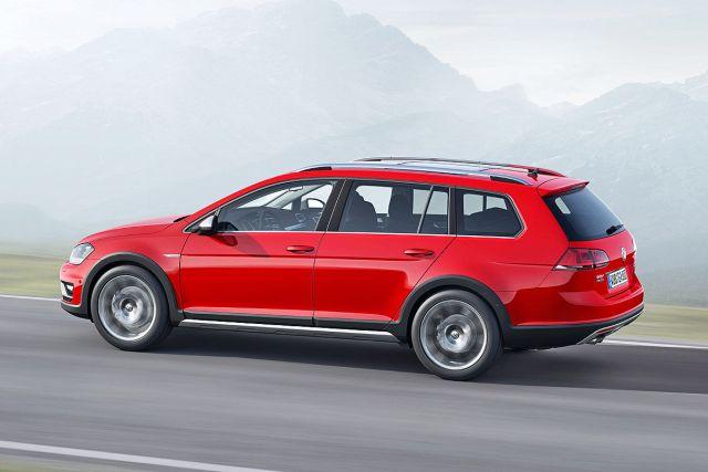 2015 VW GOLF ALLTRACK