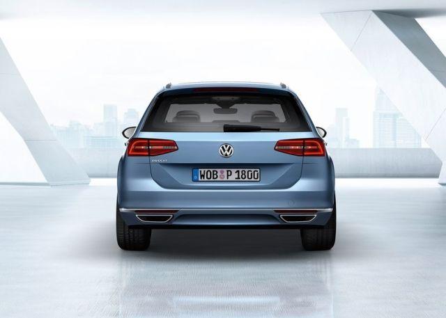 2015 new VW PASSAT VARIANT