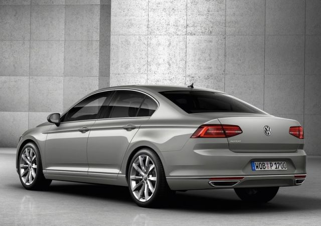 2015 new VW PASSAT