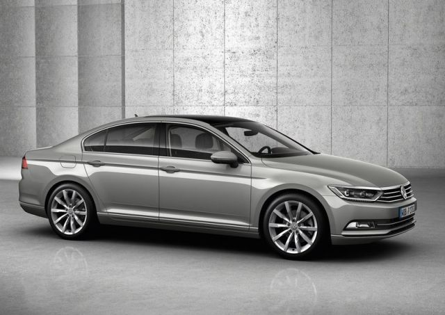 New VW PASSAT 2015