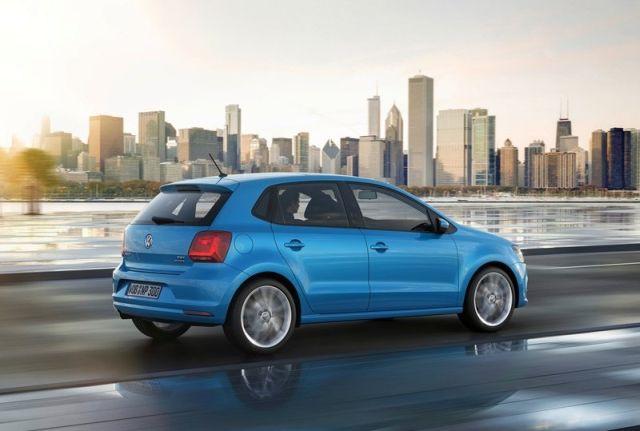 2015 New VW POLO