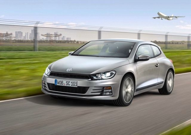 2015 New VW SCIROCCO